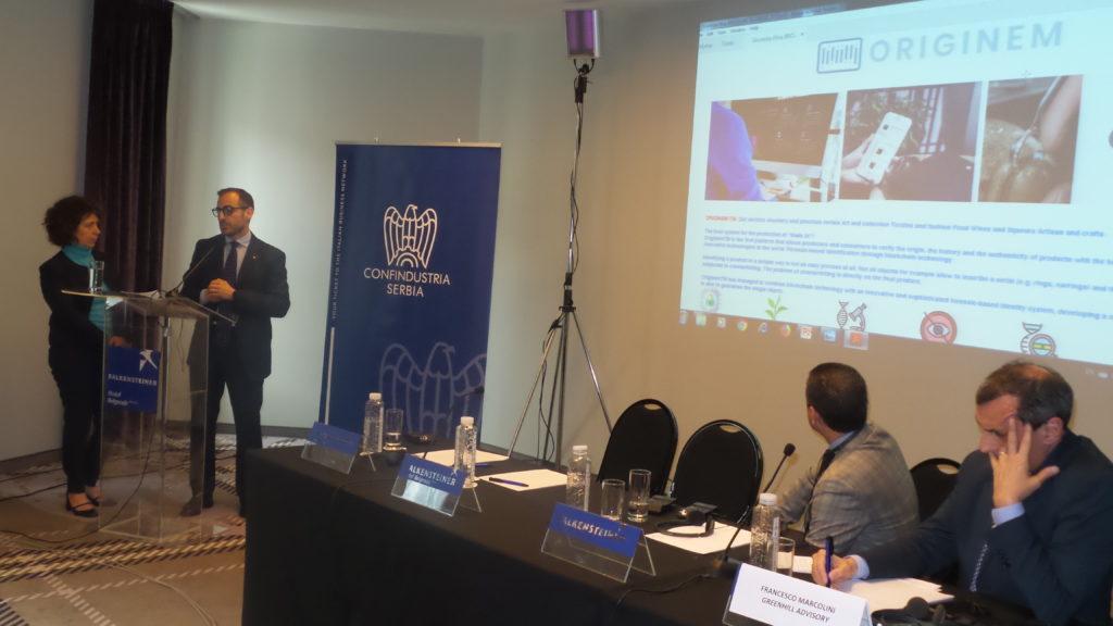 Business Forum Italia Serbia 2019